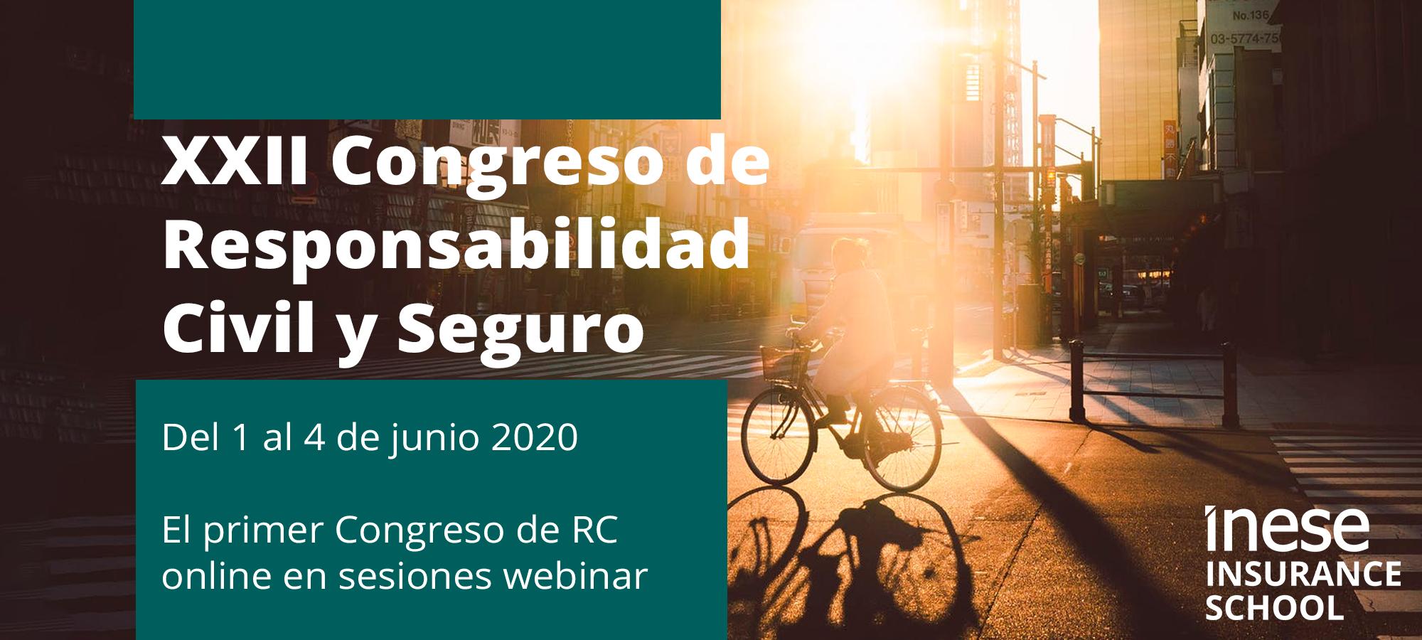 XXII Congreso de Responsabilidad Civil y Seguro